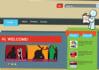 design a web template