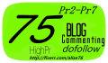 manually1pr7,2pr6,10pr5,25pr4,25pr3,12pr2 Dofollow blog comments