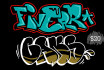 make graffiti tag design in 1 day