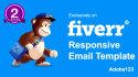design Responsive mailchimp template