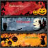 design Halloween Christmas New Year Card Flyer or Poster
