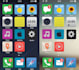 design an Original iOS7 flat app icon for iPhone, iPod and iPad