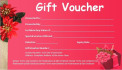 design a Gift Certificates or Gift Vouchers for the season