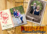 design a personalized Vintage Christmas Card