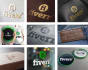 put your logo on 20 photorealistic 3d mockups