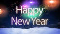create 3D Animation New Year Video
