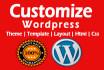 fix wordpress error Fix