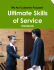 provide training materials on Exceptional Customer Service