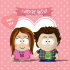 make a cute couple South Park avatar