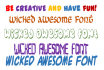 give you over 6,500 TTF true type fonts