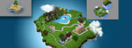 create a 3D Map starting from your Logo or banner