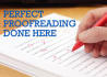 proofread your articles and books today