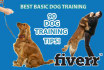teach you 90 tricks on how to train your dog