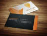 awesome business card double sided