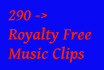 give You 290 Royalty Free Music TRACKS