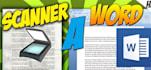 transcribir su documento escaneado a  Word