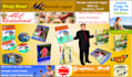 design Ecover,Web Banners,package,mockups,socialmedia Covers