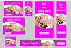 design unique web banner