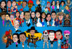be your caricature character design expert