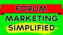 do forum posting that improve the traffic of your website