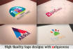 do 2D or 3D logo