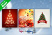 do your Christmas card, new year card and poster