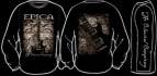 make Super winter weather  Tshirt Design with 3d version