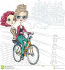 make cute and attractive illustration for children
