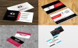 design unique and outstanding business cards