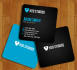 design ELEGANT mini business card for you in 24hr
