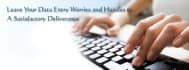 do any type of typing and data entry task