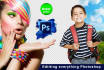 fast PHOTOSHOP editing, Background Remove