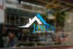 create real estate  logo