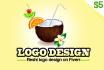 design 2 LOGO variations in 12 hours