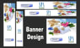 design Banner for you as per your business requirement