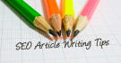 write 2 webpages SEO content for your website